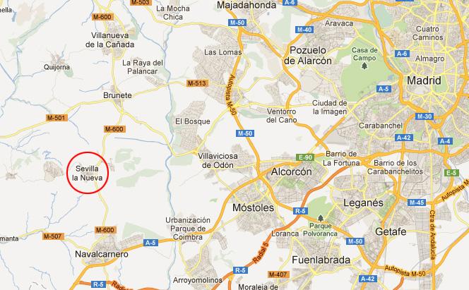 mapa de Quinta Da Botica