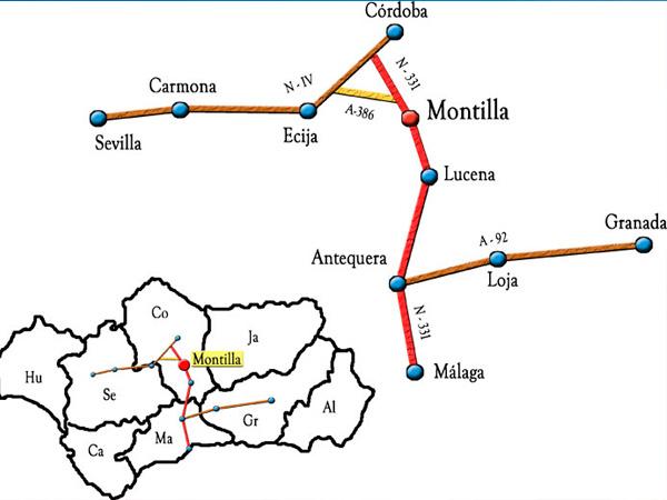 mapa de Finca Buytron