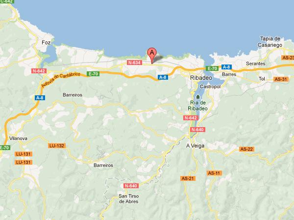 Mi Norte Habitaciones - Hotel Rural u0026gt; Ribadeo u0026gt; A Mariu00f1a Oriental ...