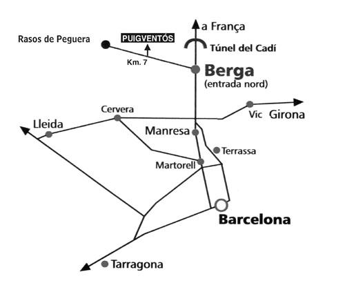mapa de Masia Can Puigventós
