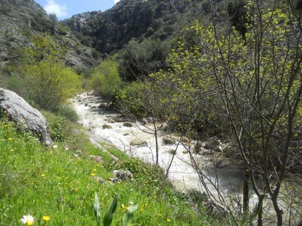 Rio La Hoz-Rute