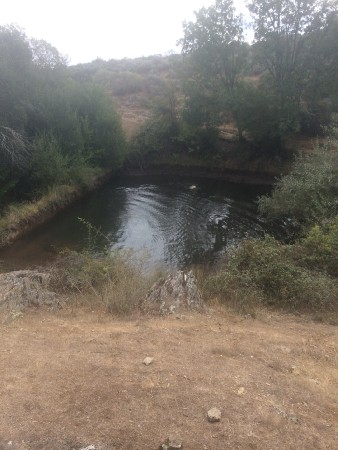 La Cueva de la Mora, en las Quilamas