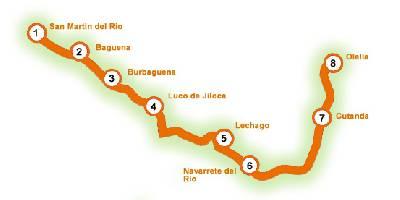 Ruta Mudéjar en la Comarca de Jiloca