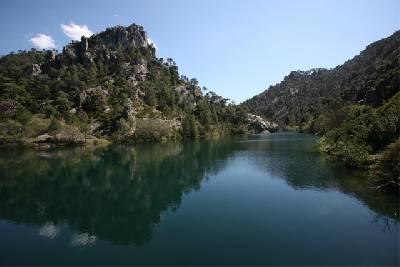 Sendero Río Borosa