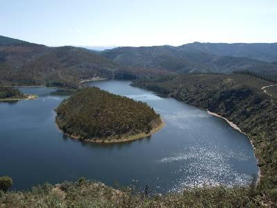 Meandro del Río Alagón