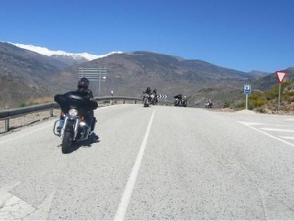 Iberian Coast Route