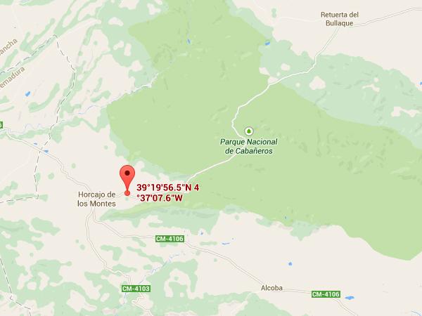 Activate en caba eros horcajo de los montes ciudad real empresa de turismo activo - Casa rural horcajo de los montes ...