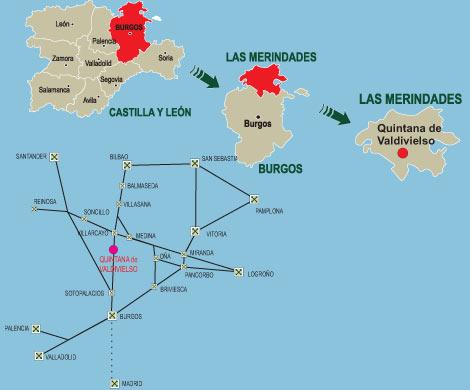 mapa de Centro De Interpretación Arte Y Natura