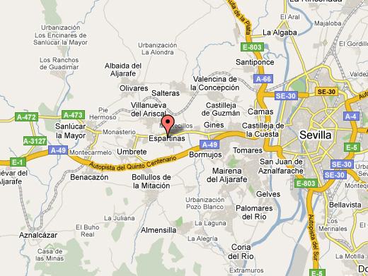 mapa de Surpaintball