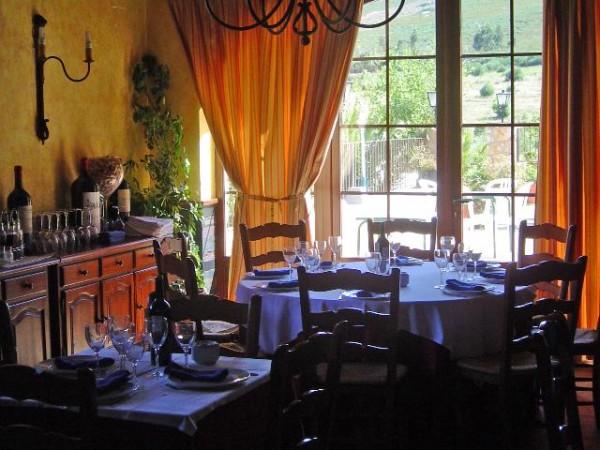 Restaurante Los Dolmenes