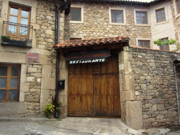 Restaurante El Portal De Las Arribes
