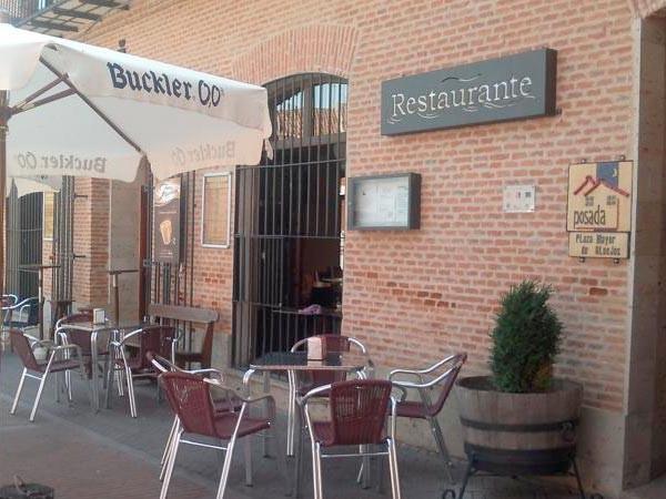 Restaurantes rurales en valladolid espacio rural - Restaurante mi casa valladolid ...