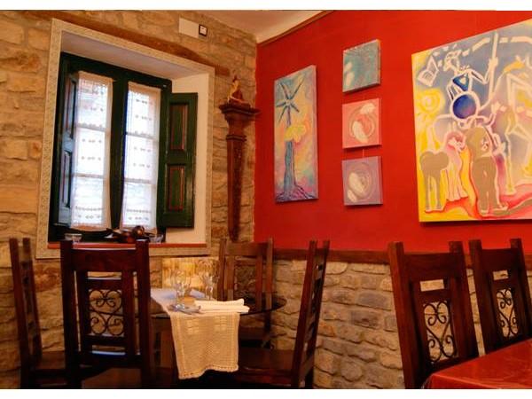 Restaurant La Figuera De L Astor Pujalt Anoia