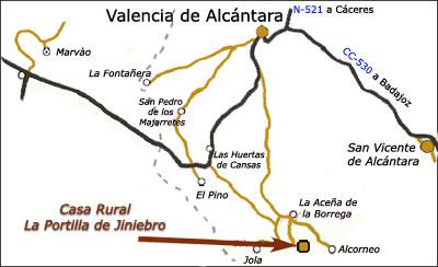 mapa de Restaurante En Ca Milio
