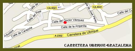 mapa de Meson Restaurante La Cancela