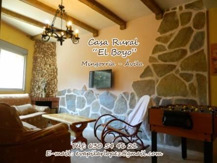 Casa Rural El Boyo