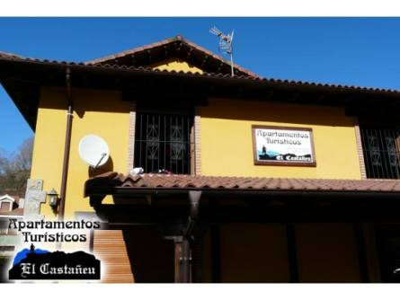 Apartamentos El Castañeu