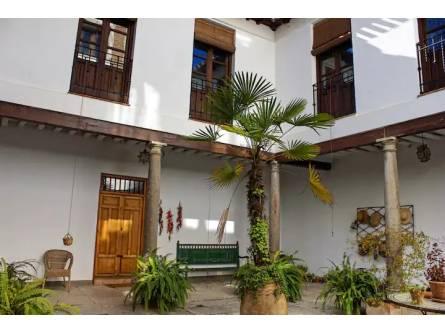 Casa De Los Atrojes (Cortijo Del Pino)