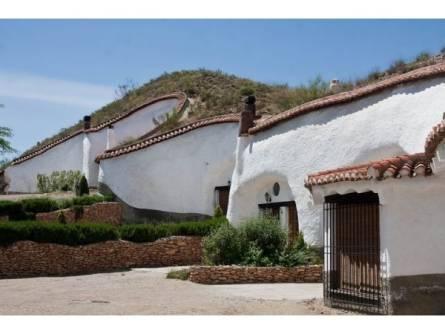 Cuevas Del Zenete