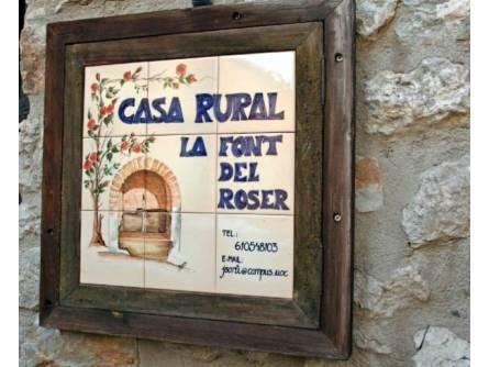 La Font Del Roser