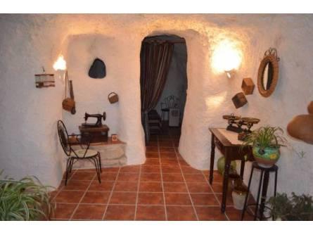 Casa Rural Cueva El Sauce