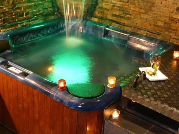 El Huerto Del Abuelo (spa - sauna)