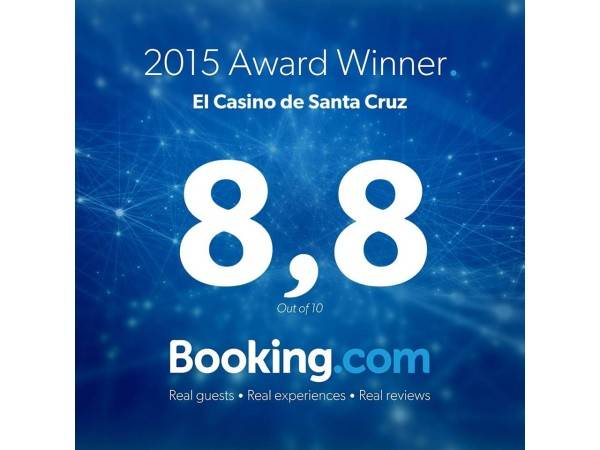 El Casino Santa Cruz