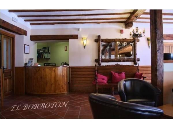 Hotel la Posada del Borbotón