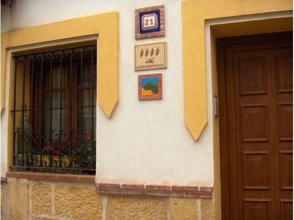 Casa Rural Ravalet 21