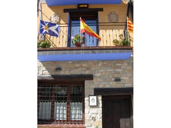 Casa Rural El Horno De Aliaga
