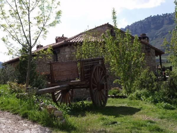 Alojamientos Rurales Chon Alto Tajo