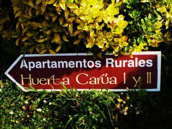 Apartamentos Huerta Carua