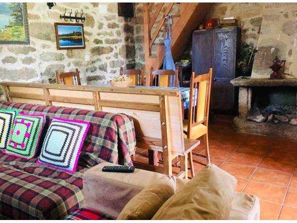 Casa Rural A Casa Do Buxo