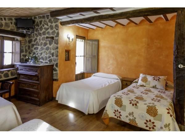 Hotel Rural El Balcón Del Pueblo