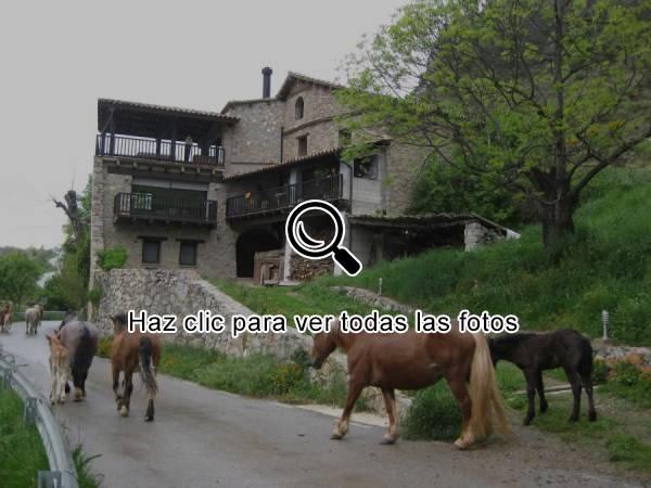 Cal Pero - La Pallissa (2 pers.)