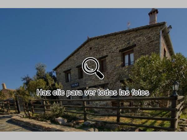 Casas rurales Al-Mofrag,Mirador de Monfragüe