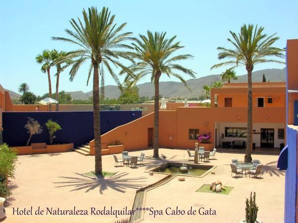 H. de Naturaleza Rodalquilar **** Spa Cabo de Gata