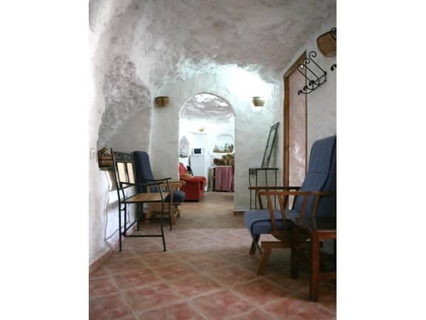 Alojamietos Cuevas En Orce