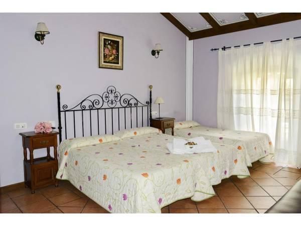Hotel Rural Soterraña