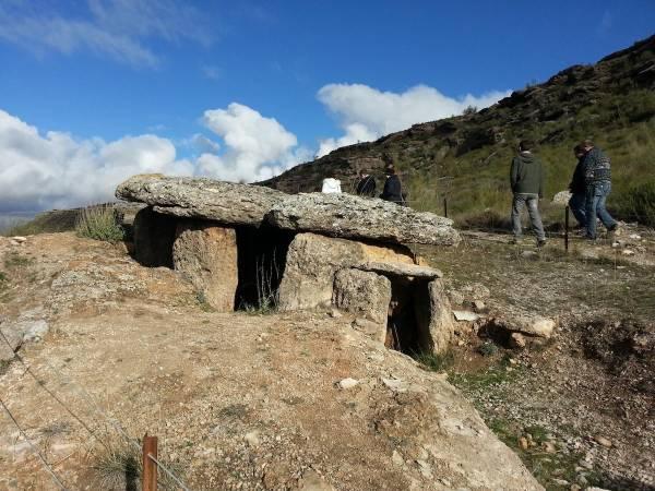 Cuevas Almagruz