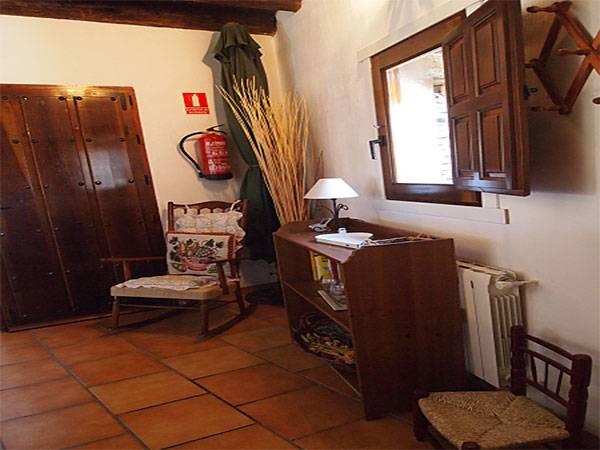 Casa Los Tres Olivos