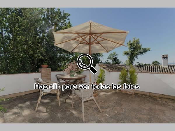 Casa Del Torreón (Cortijo Del Pino)