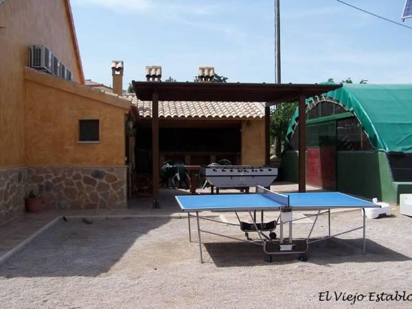 Casas Rurales El Viejo Establo