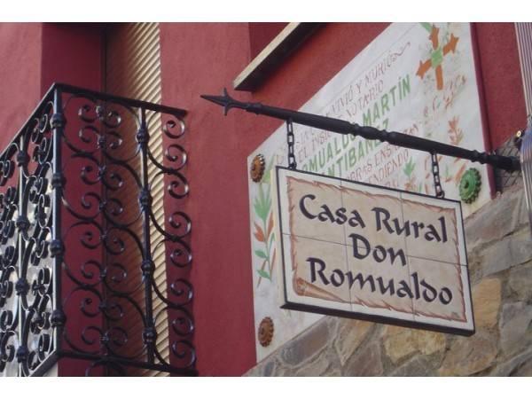 Casa Rural Don Romualdo