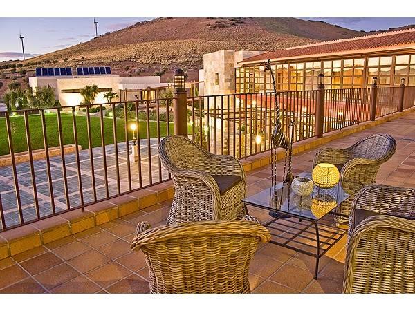 Hotel Villa Nazules Hipica Spa