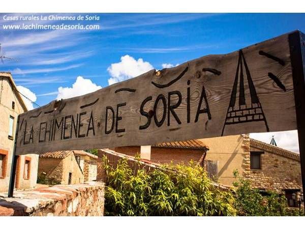La Chimenea De Soria