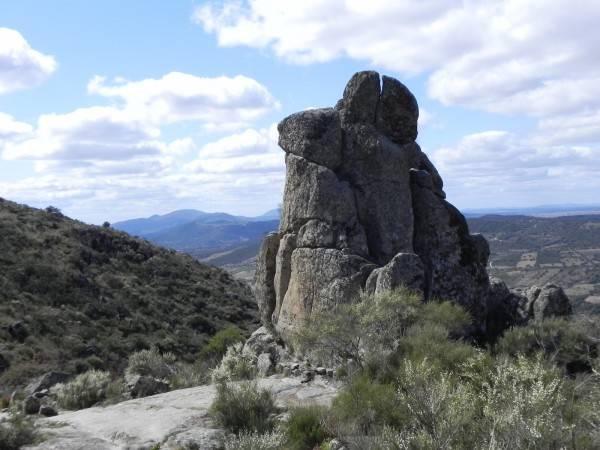 Ascenso al Pico de San Gregorio (Santa Cruz)