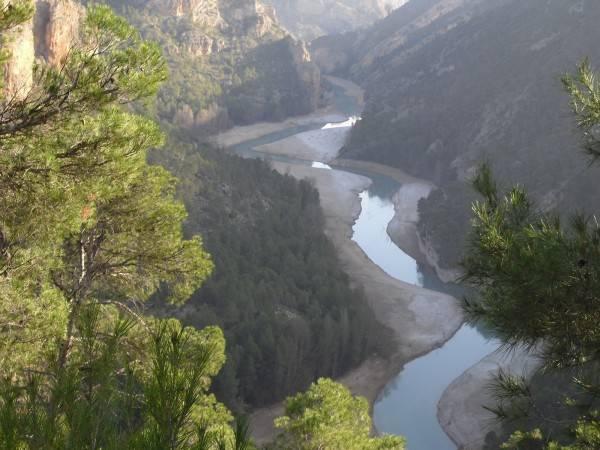 Tranco del Lobo, ruta en Tolosa, La Manchuela, EspacioRural.com