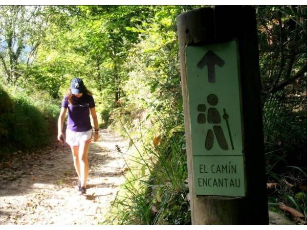 Camin Encantau