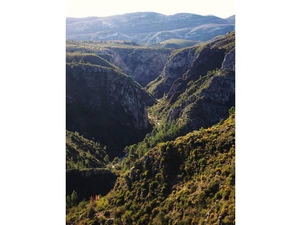 Ruta del Barranc del Infern